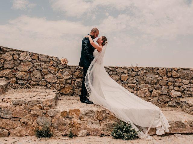 La boda de Fran y Ana en Consuegra, Toledo 91