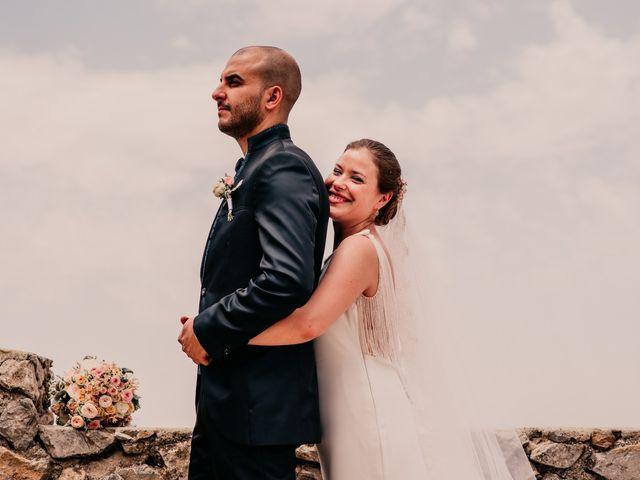La boda de Fran y Ana en Consuegra, Toledo 92