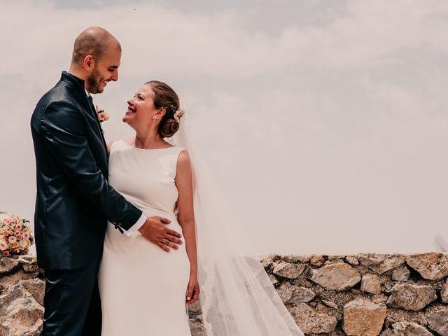 La boda de Fran y Ana en Consuegra, Toledo 93