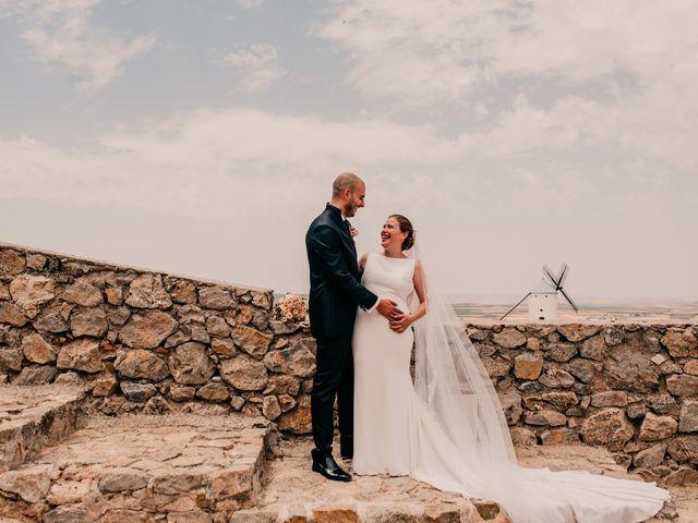 La boda de Fran y Ana en Consuegra, Toledo 94