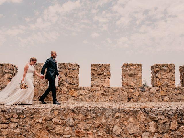 La boda de Fran y Ana en Consuegra, Toledo 96