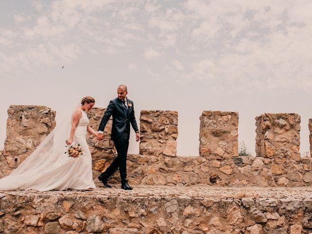 La boda de Fran y Ana en Consuegra, Toledo 97