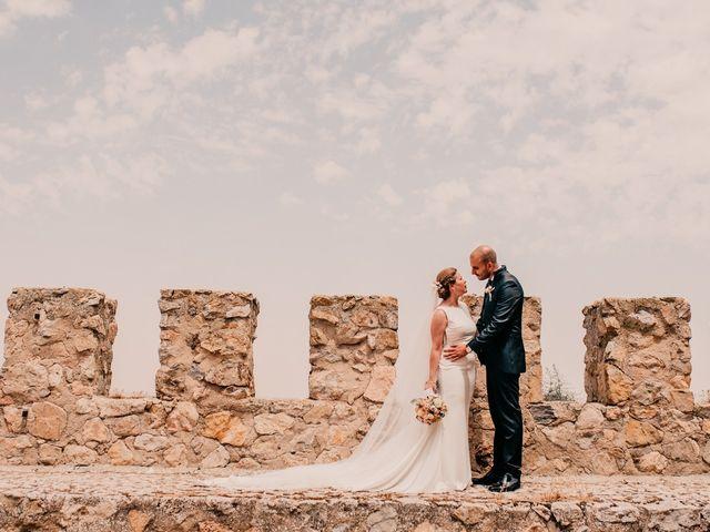 La boda de Fran y Ana en Consuegra, Toledo 98
