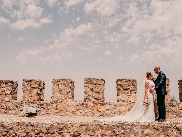 La boda de Fran y Ana en Consuegra, Toledo 99