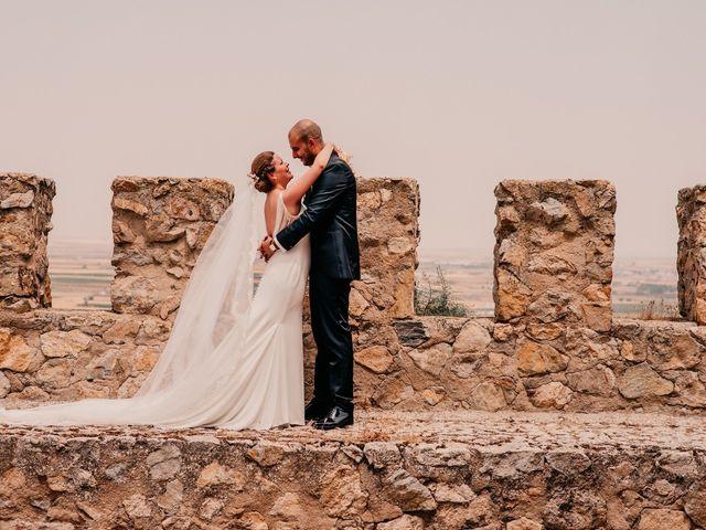 La boda de Fran y Ana en Consuegra, Toledo 100
