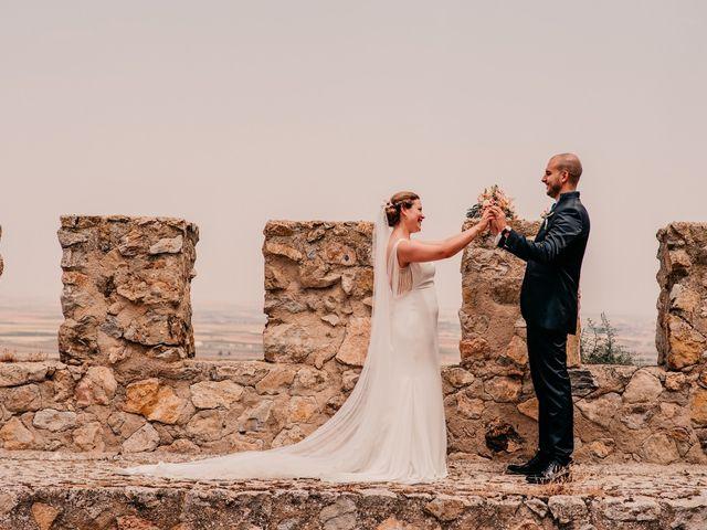 La boda de Fran y Ana en Consuegra, Toledo 101