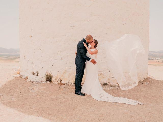 La boda de Fran y Ana en Consuegra, Toledo 103