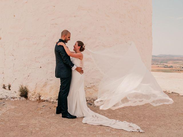 La boda de Fran y Ana en Consuegra, Toledo 104