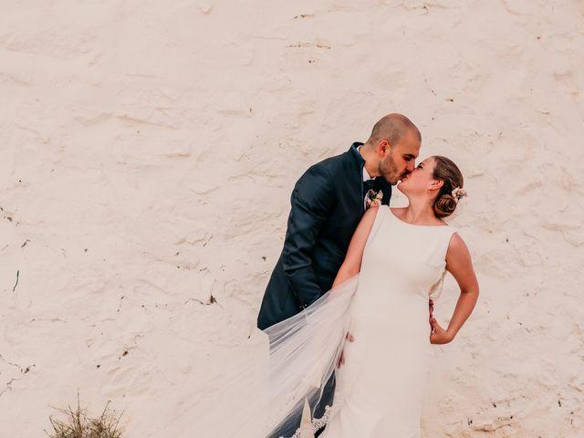 La boda de Fran y Ana en Consuegra, Toledo 105