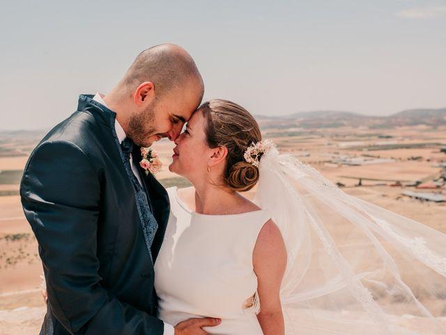 La boda de Fran y Ana en Consuegra, Toledo 108