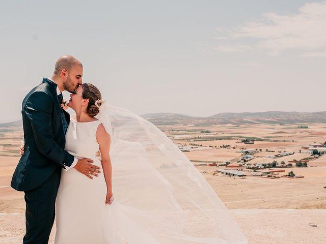 La boda de Fran y Ana en Consuegra, Toledo 109