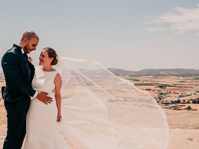 La boda de Fran y Ana en Consuegra, Toledo 110