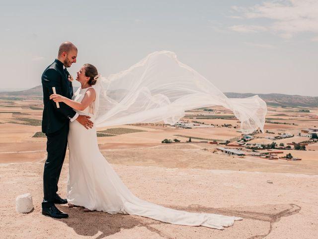 La boda de Fran y Ana en Consuegra, Toledo 2