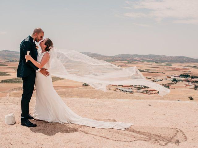 La boda de Fran y Ana en Consuegra, Toledo 111