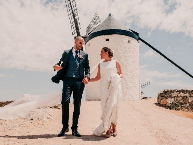 La boda de Fran y Ana en Consuegra, Toledo 112