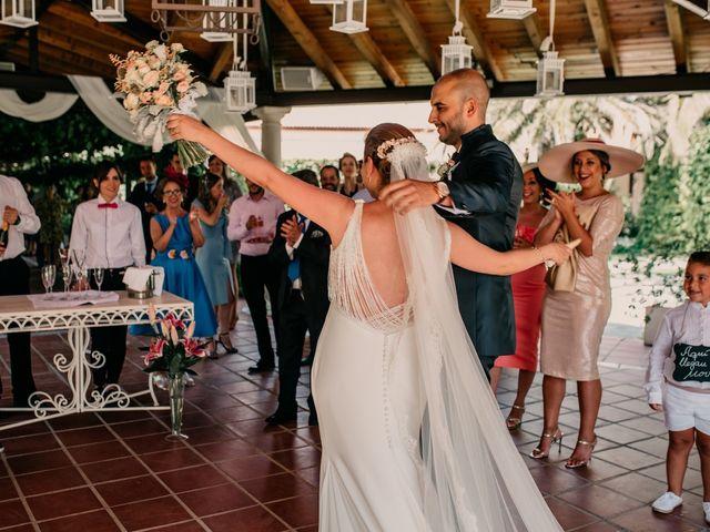 La boda de Fran y Ana en Consuegra, Toledo 115