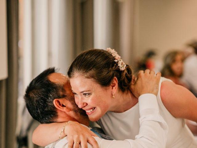La boda de Fran y Ana en Consuegra, Toledo 125