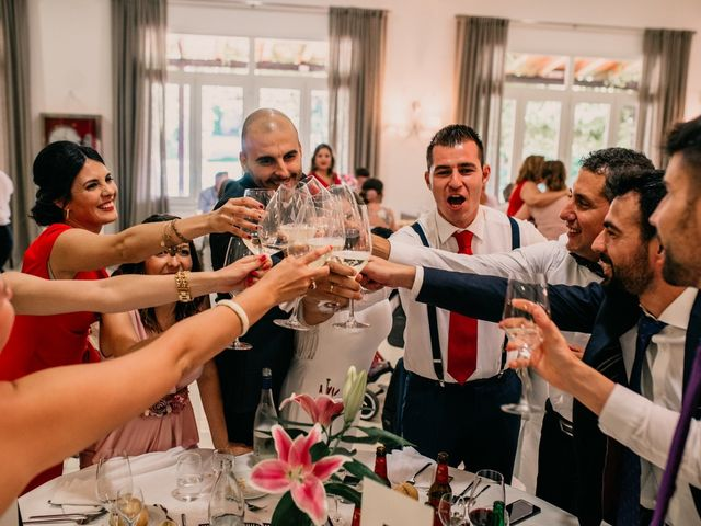 La boda de Fran y Ana en Consuegra, Toledo 127