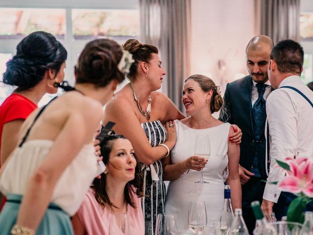 La boda de Fran y Ana en Consuegra, Toledo 128