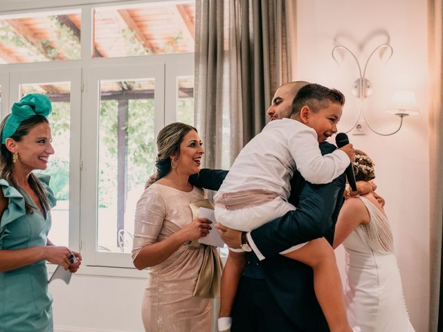 La boda de Fran y Ana en Consuegra, Toledo 131