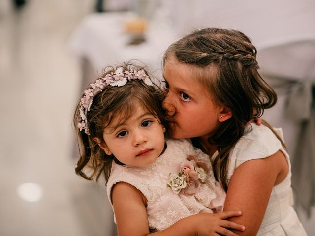 La boda de Fran y Ana en Consuegra, Toledo 132