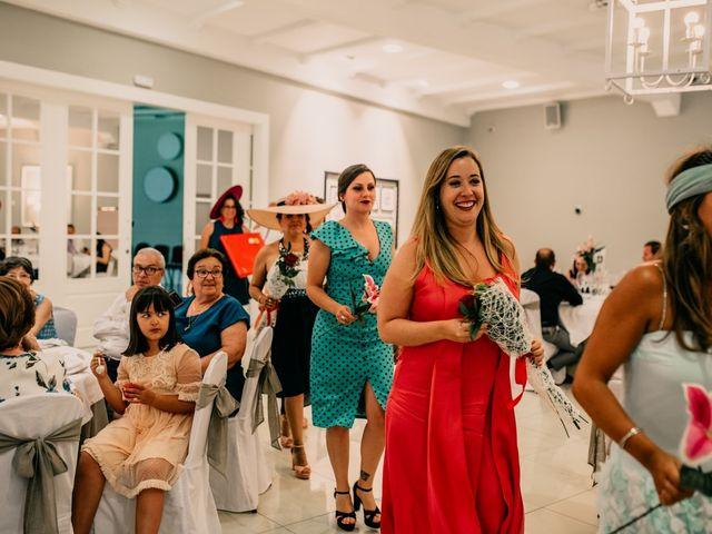 La boda de Fran y Ana en Consuegra, Toledo 133