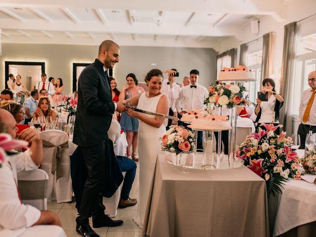 La boda de Fran y Ana en Consuegra, Toledo 134