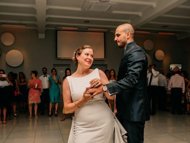 La boda de Fran y Ana en Consuegra, Toledo 146