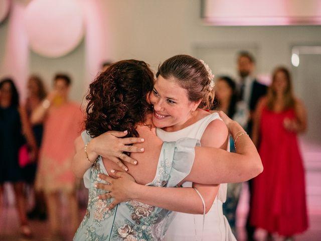La boda de Fran y Ana en Consuegra, Toledo 151