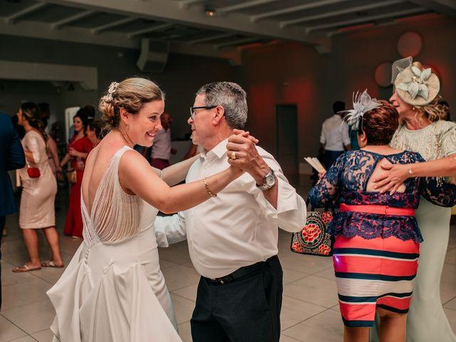 La boda de Fran y Ana en Consuegra, Toledo 152