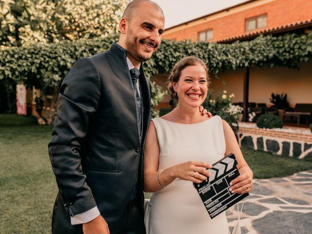 La boda de Fran y Ana en Consuegra, Toledo 156