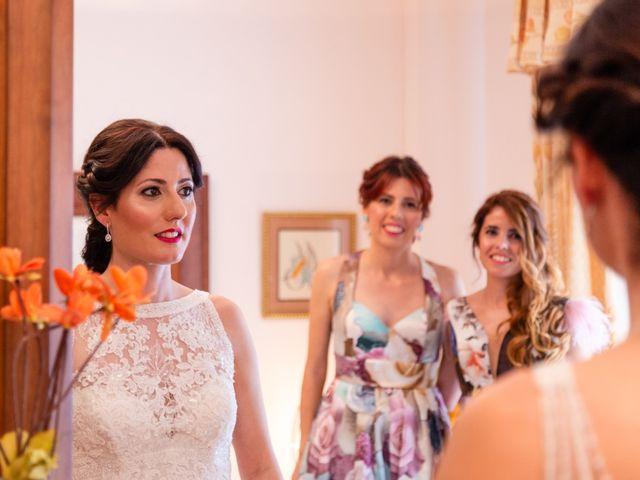 La boda de Cesar y Maria en Castell De Ferro, Granada 13