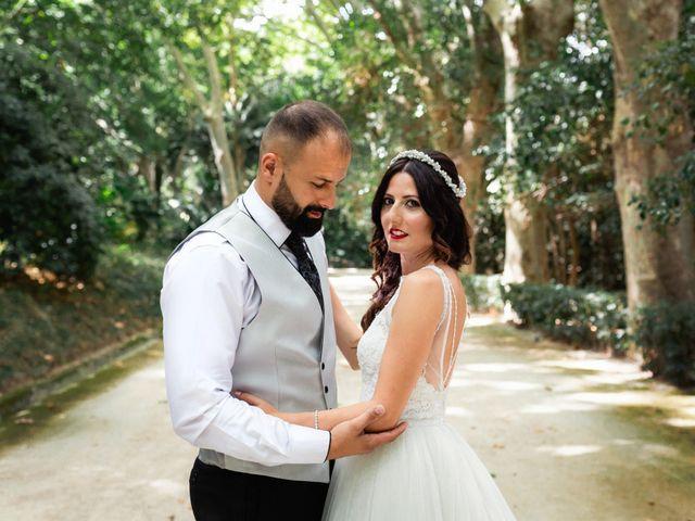 La boda de Cesar y Maria en Castell De Ferro, Granada 25