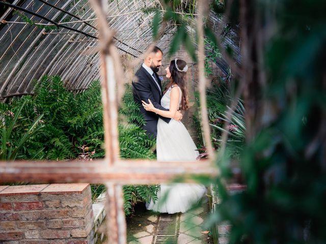 La boda de Cesar y Maria en Castell De Ferro, Granada 27