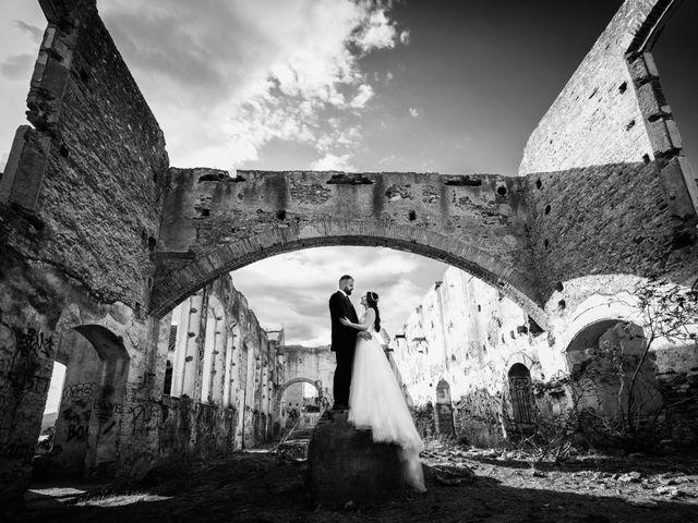 La boda de Cesar y Maria en Castell De Ferro, Granada 31
