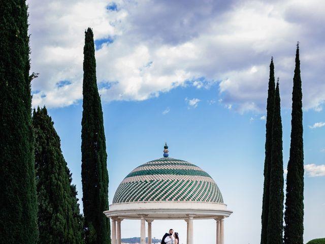 La boda de Cesar y Maria en Castell De Ferro, Granada 34