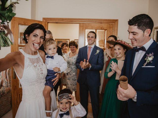 La boda de Samuel y Ana en Barbastro, Huesca 9