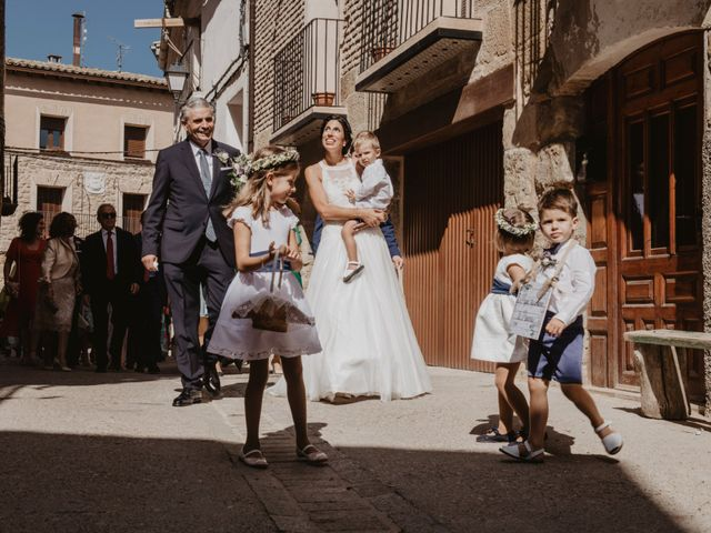 La boda de Samuel y Ana en Barbastro, Huesca 12
