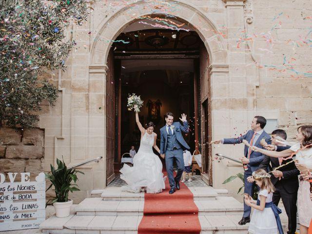 La boda de Samuel y Ana en Barbastro, Huesca 1