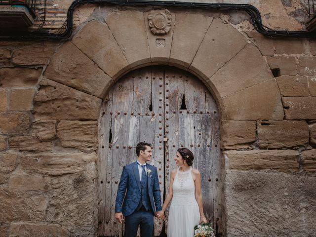 La boda de Samuel y Ana en Barbastro, Huesca 19