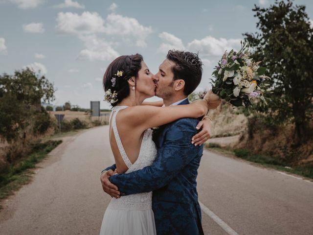 La boda de Samuel y Ana en Barbastro, Huesca 20