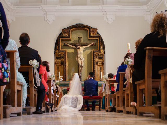 La boda de Germán y Nuria en Pinto, Madrid 6