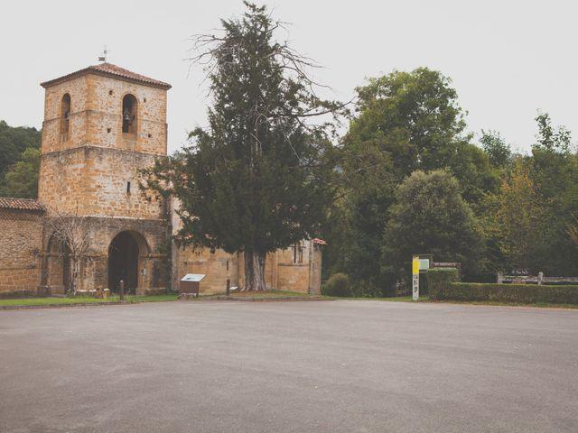 La boda de Enol y Ana en Cangas De Onis, Asturias 2