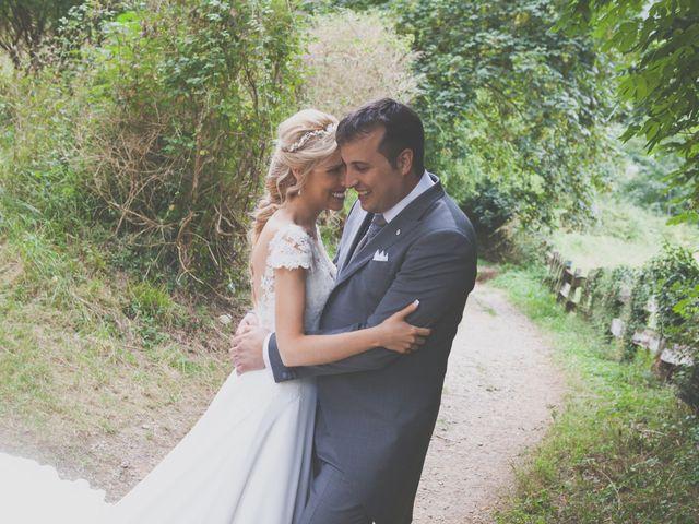La boda de Ana y Enol