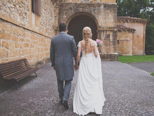 La boda de Enol y Ana en Cangas De Onis, Asturias 46