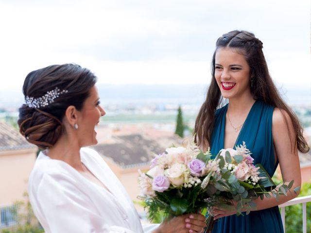 La boda de Bea y Andrés en Granada, Granada 9