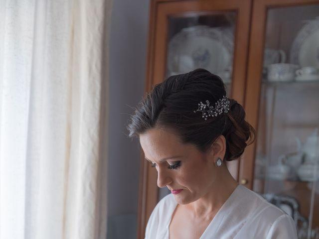 La boda de Bea y Andrés en Granada, Granada 11