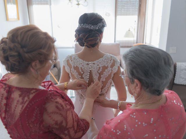 La boda de Bea y Andrés en Granada, Granada 12