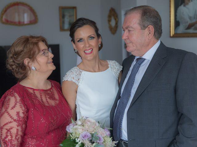 La boda de Bea y Andrés en Granada, Granada 13