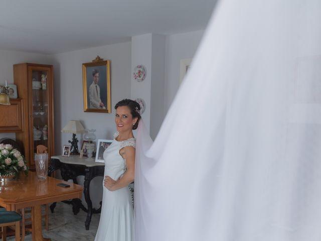 La boda de Bea y Andrés en Granada, Granada 15